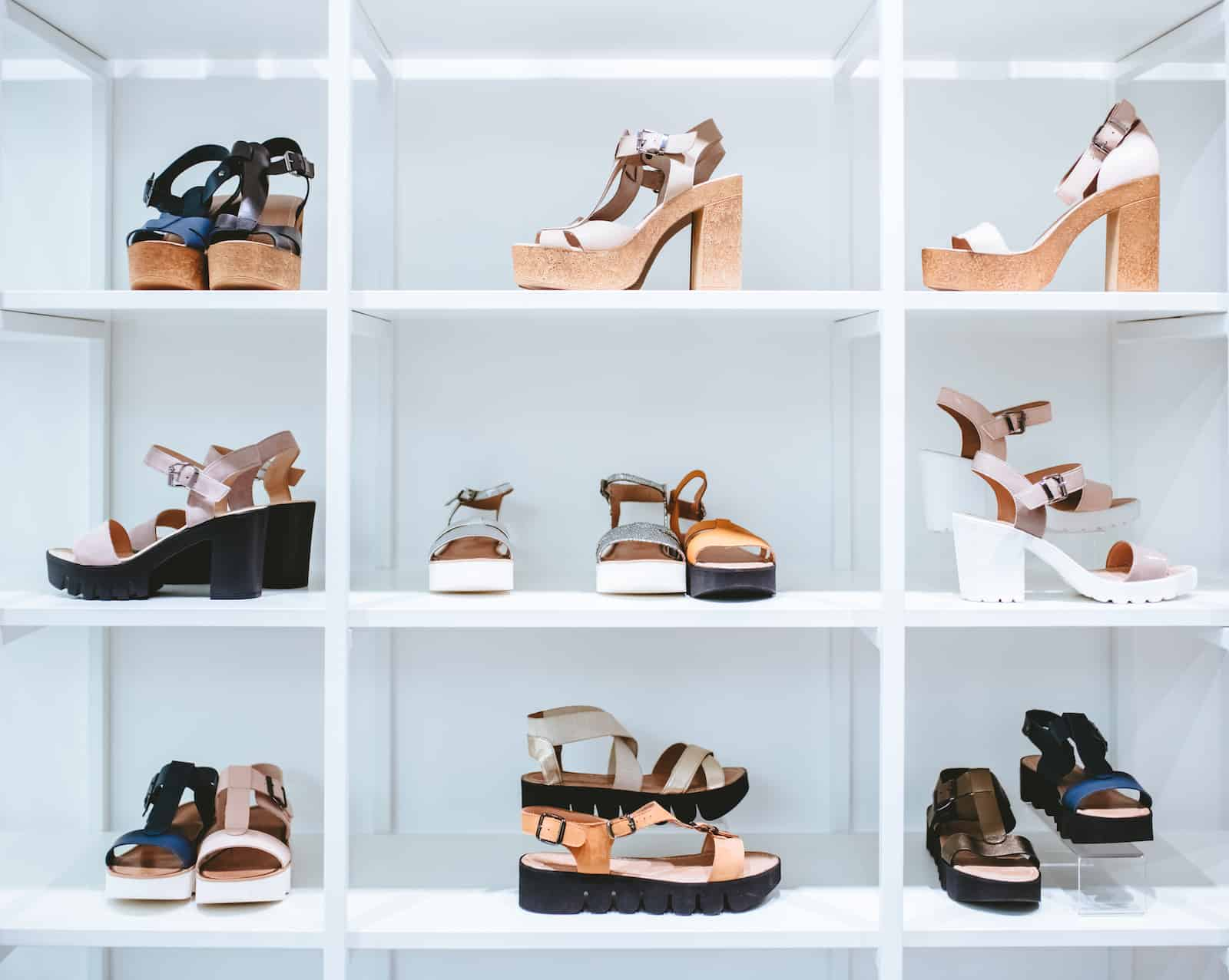16 Ideas para guardar zapatos