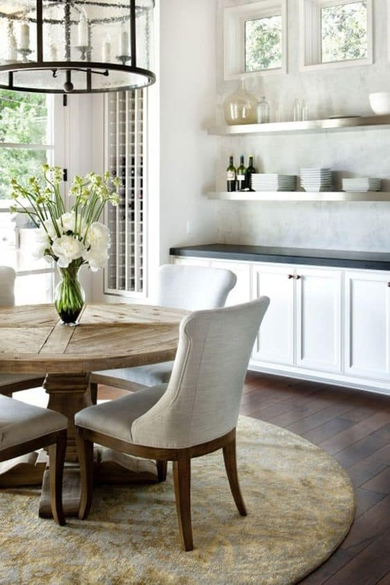 17 Ideas Para Decorar una Mesa de Comedor