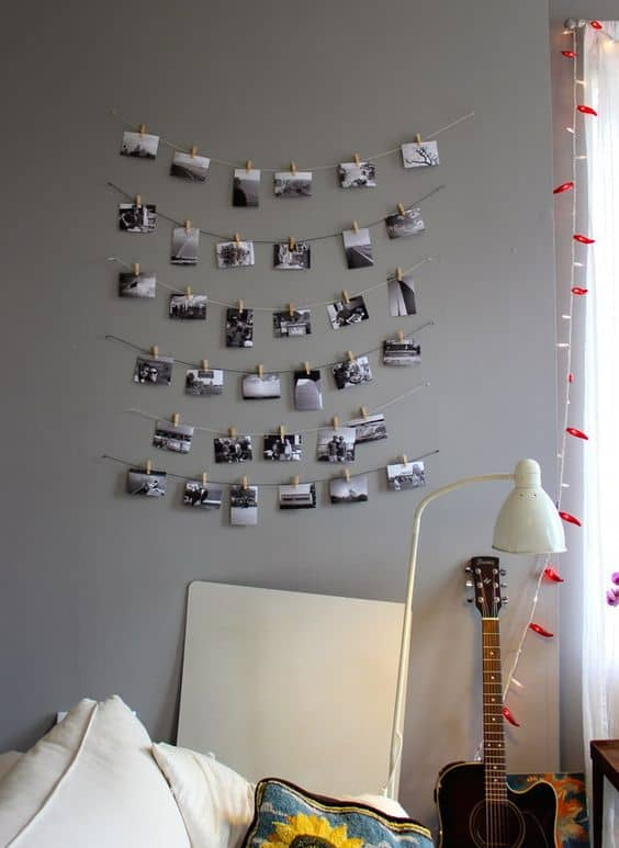 Exhibe tus fotos para decorar