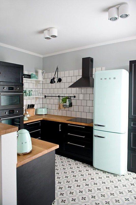 Otorga color con electrodomésticos