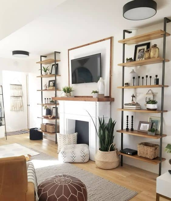 16 Ideas Para Decorar Estanterías En Title Year